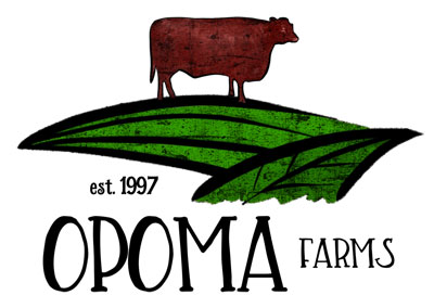 Opoma Farms Logo